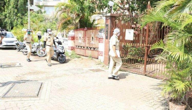 SSR Death Case: CBI Team Again At Sushant's Bandra Home
