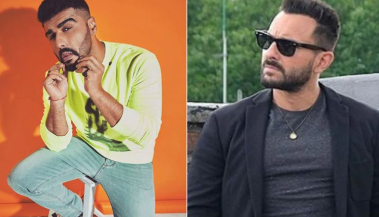 "Saif Ali Khan & Arjun Kapoor Team Up To Catch Ghosts In ""Bhoot Police"""