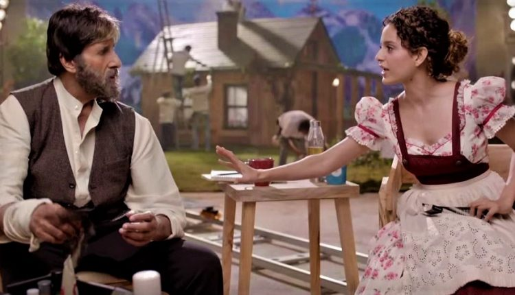 Is Amitabh Bachchan Teaching Kangana Ranaut Difference Between Tu and Aap With His Latest Tweet?