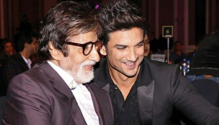 Amitabh Bachchan Mentions Sushant Singh Rajput For The First Time After His Death On KBC 12