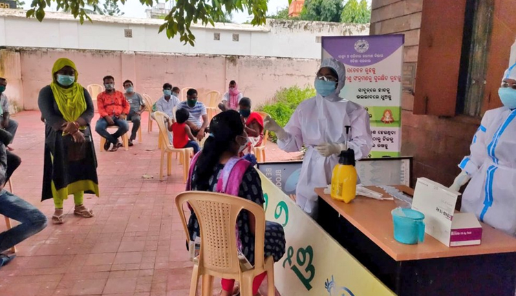 Covid-19: Bhubaneswar Reports 316 Fresh Cases, Tally At 24,853