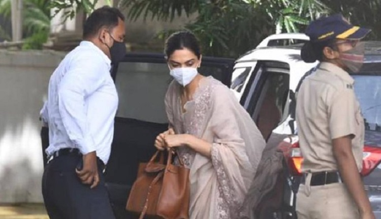 Deepika Padukone At NCB