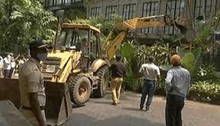 Kangana Ranaut Office Demolition