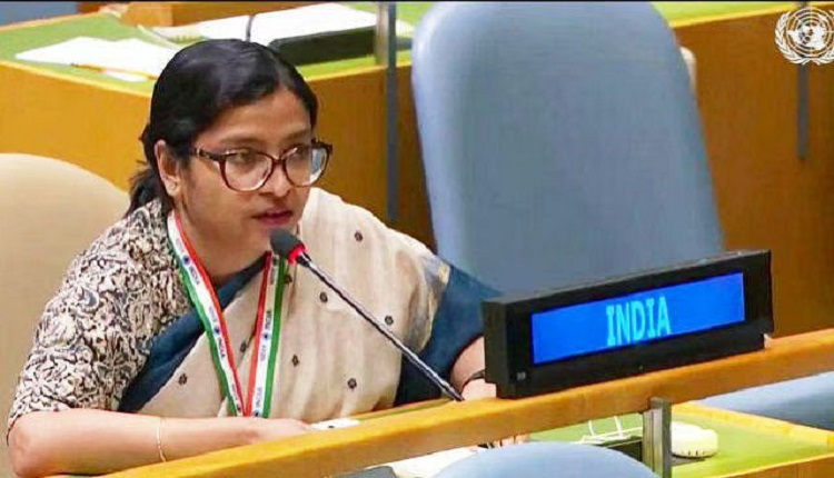 India AT UN