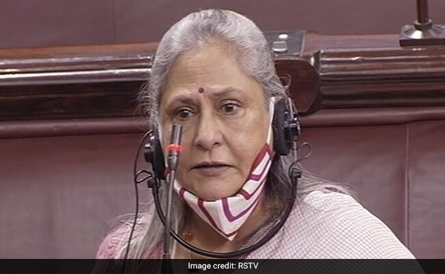 Jaya Bachchan Demands Protection From Govt. For Entertainment Industry; Slams MP Ravi Kishan