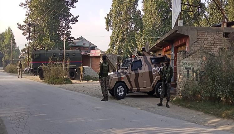 Terrorists Killed In Kashmir
