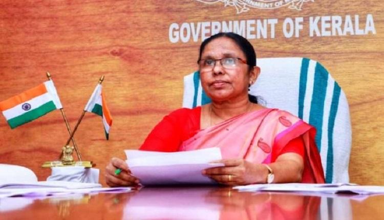 Kerala Health Min