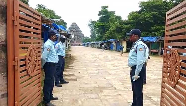 Konark Sun Temple Reopens With Cap On Visitors
