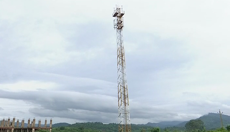 Malkangiri: 'Swabhiman Anchal' Gets Mobile Phone Connectivity For 'First Time'