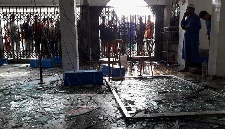 Bangladesh Mosque-Blast