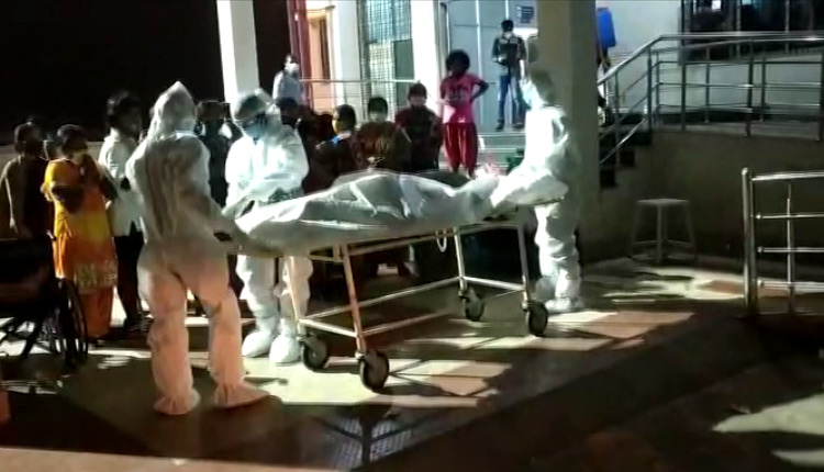 Odisha: Covid Warrior's Body Lay Unattended For Over 13 Hours In Hospital