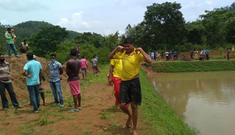 Three Minor Girls Drown In Pond In Odisha's Koraput