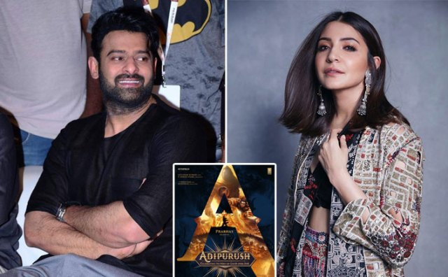 Prabhas' Adipurush Not Kiara Advani But Anushka Sharma To Star Opposite Baahubali Actor