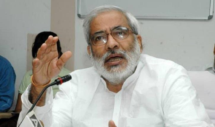 Raghuvansh Prasad Singh Dies