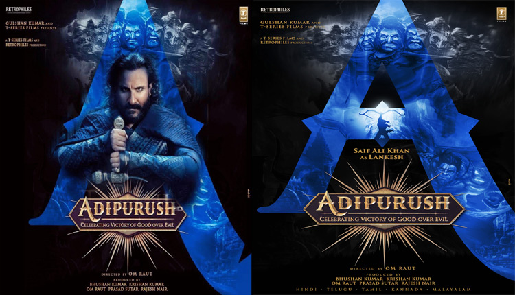 Ravan Of Adipurush Revealed: Saif Ali Khan To Take On Baahubali Prabhas