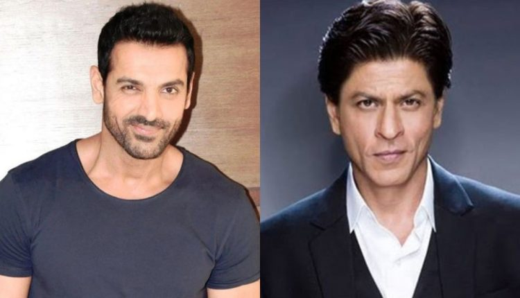 Shah Rukh Khan and John Abraham To Star In YRF's Action Thriller Pathan