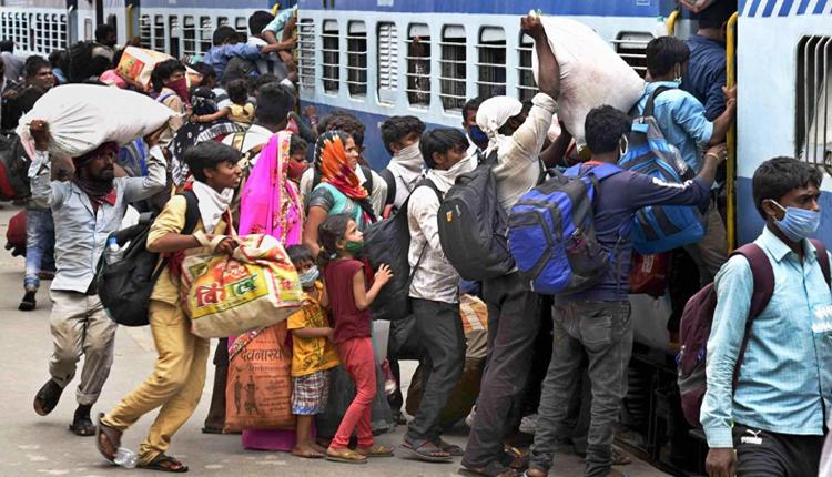 Start Shramik Trains Again For Odisha Migrant Workers, Dharmendra Pradhan Requests Piysuh Goyal