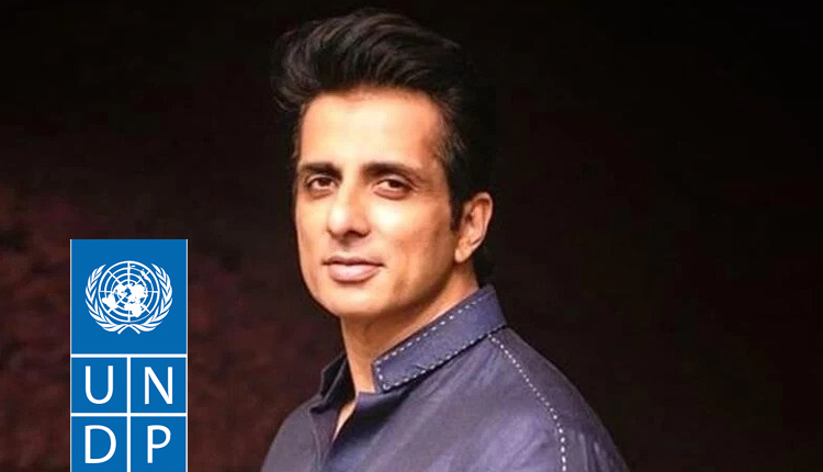 UNDP Honours Sonu Sood With Prestigious SDG Special Humanitarian Action Award
