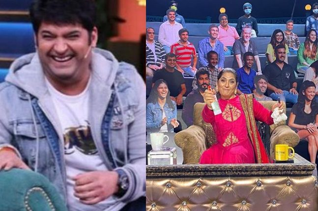 The Kapil Sharma Show Fan Shares Picture of Ailing Mother Watching the comedy show in hospital