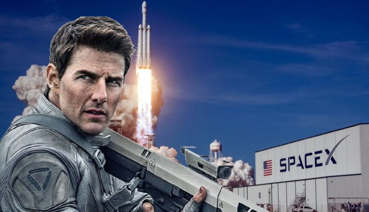 Tom Cruise to Shoot NASA-backed Movie in Space