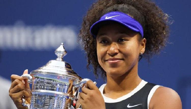 US Open 2020 Winner Naomi Osaka