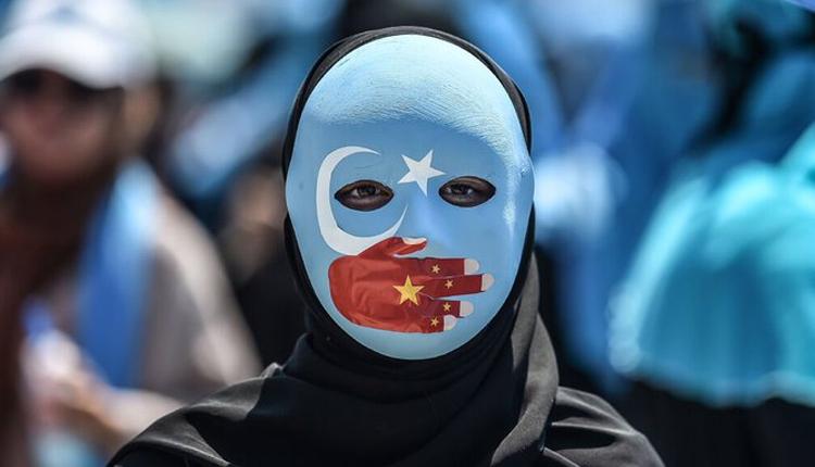 Uyghur-Muslims