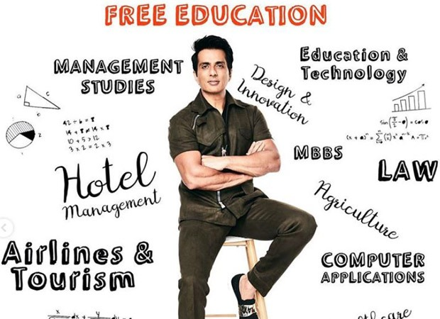 Sonu Sood Offers Free Scholarship To Students After School Education; Here's Where You Can Apply