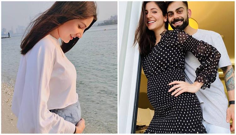 Anushka Sharma Baby Bump
