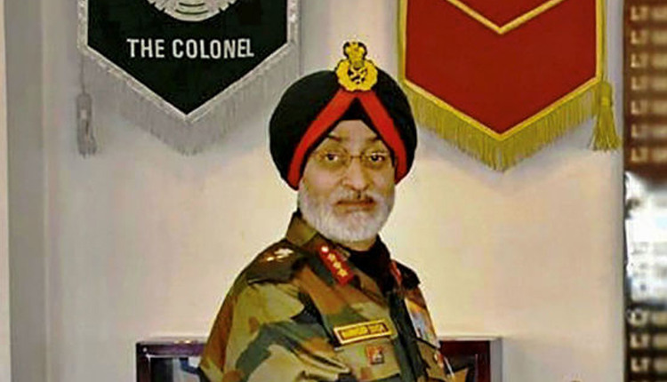 Lieutenant General Harinder Singh Involved In LAC Dispute To Head IMA