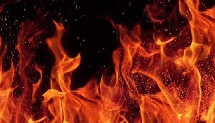 Fire at COVID Hospital in Cuttack