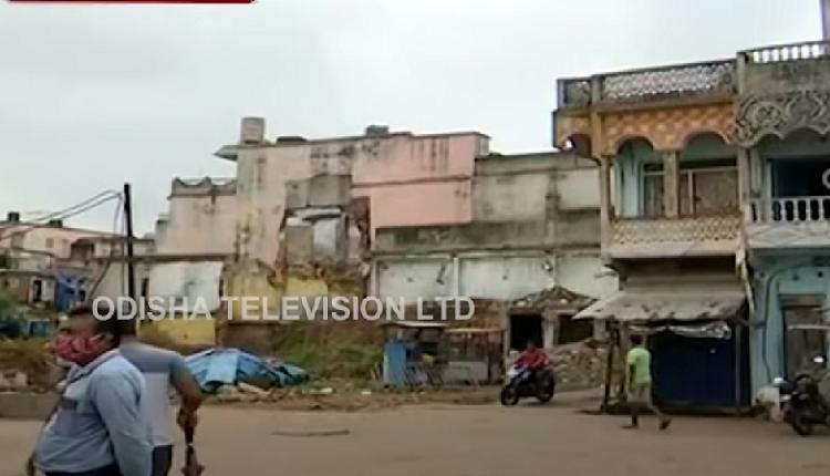 Dispute Intensifies Over Rehabilitation Of Displaced In Puri