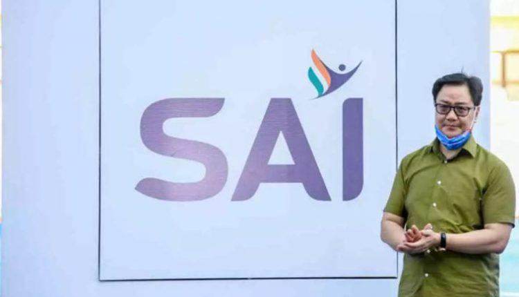 Sports Minister Rijiju Unveils New Logo Of Sports Authority Of India