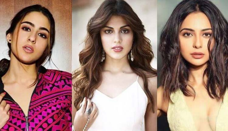 Sara Ali Khan, Rakul Preet Singh 'Unresponsive' After Rhea Chakraborty Names Them In Drug Case