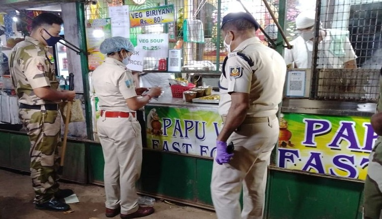 Bhubaneswar: 41 Shops Sealed, 2,833 Fined For Violating COVID-19 Guidelines