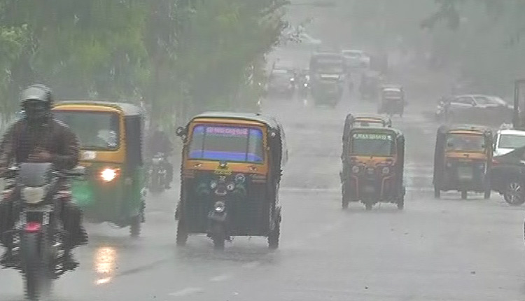 Low Pressure To Trigger Heavy Rain In Odisha Districts For Next 2 Days