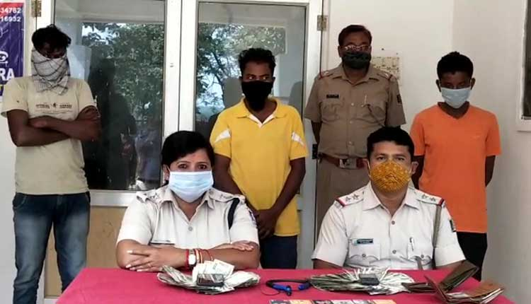 Odisha: 3 Youths Arrested For Stealing Cash Over Rs 1 Lakh From Friend's Bank Account