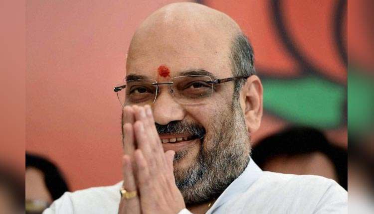 Amit Shah Pledges To Dedicate Himself To Preserve Unity, Integrity Of India