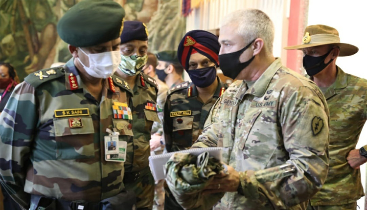 Indian Army Vice Chief Meets US Army Counterparts To Enhance Military Cooperation