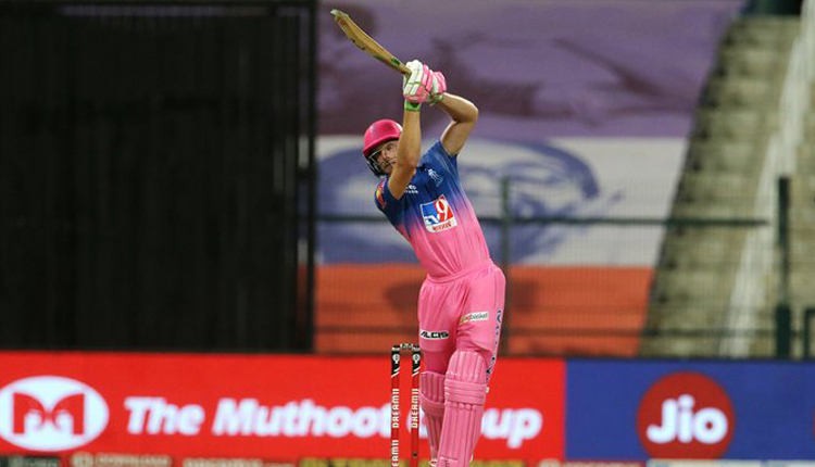 IPL 2020: Buttler's Fifty Help RR Clinch Victory From CSK