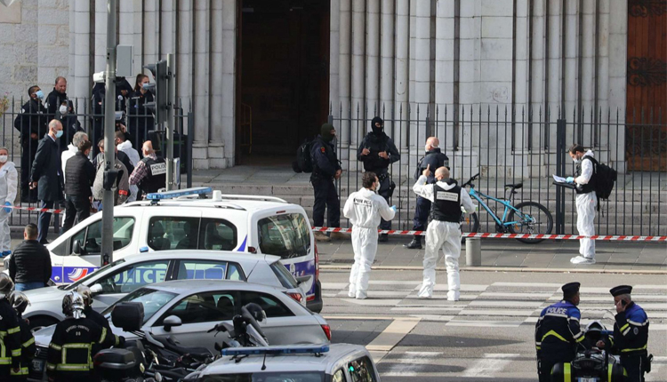 'Terror Attack' In France: Woman Beheaded As 3 Killed Inside Church In Nice
