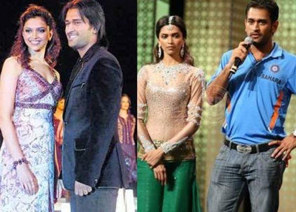 Deepika Padukone MS Dhoni and Yuvraj Singh Love Triangle