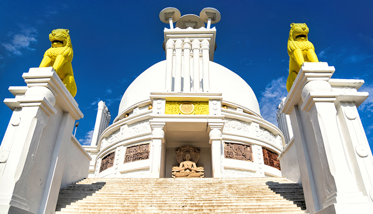 Dhauli Re-Opens For Public After Seven Months