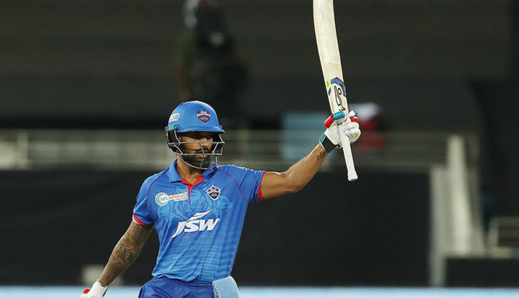 IPL 2020: Dhawan's Ton Leads DC To Score 164/5 Against KXIP