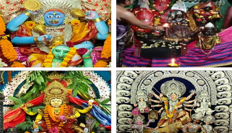 Odisha Decks Up For Navratri; Preparations For Durga Puja Reach Final Stages