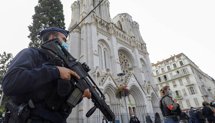 'Terror Attack' In France: French Church Attacker Arrived From Tunisia Last Month