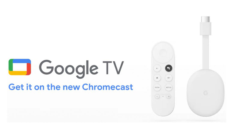 Chromecast With Google TV Arrives In US For $50
