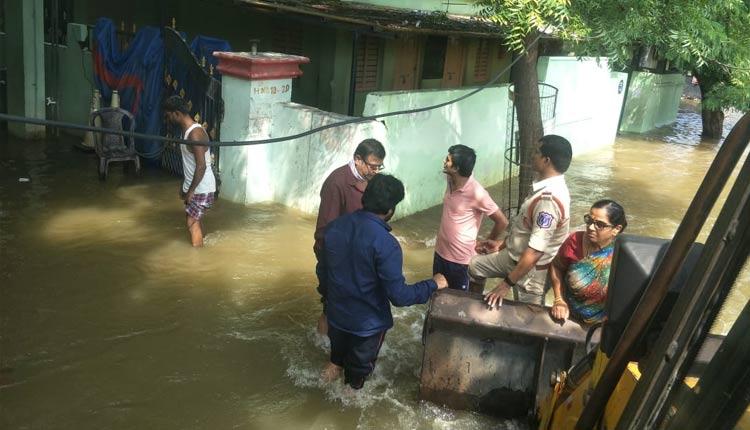Hyderabad-Rains