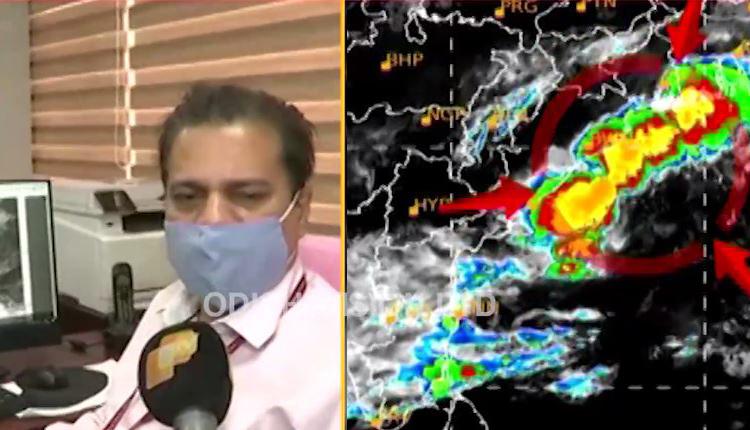 Cyclone Threat To Odisha? Here's What IMD DG Says