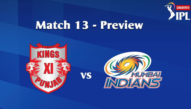 KXIP vs MI: We'll Have To Bring In Our 'A' Game Against MI, Says Coach Kumble