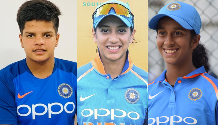 T20Is Ranking: Shafali, Smriti, Jemimah Remain In Top 10